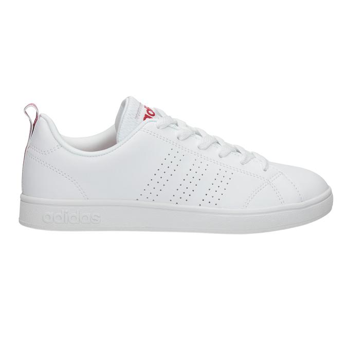 Białe trampki damskie adidas, biały, 501-5500 - 26