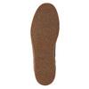 Skórzane buty męskie za kostkę bata, brązowy, 846-4652 - 17