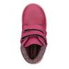 Różowe zimowe obuwie dziecięce weinbrenner-junior, różowy, 226-5200 - 15