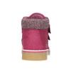 Różowe zimowe obuwie dziecięce weinbrenner-junior, różowy, 226-5200 - 16