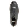 Skórzane półbuty męskie bata, czarny, 826-6619 - 19