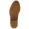Skórzane obuwie typu chukka bata, szary, 826-3919 - 17