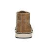 Skórzane buty za kostkę na kontrastowej podeszwie weinbrenner, brązowy, 846-4658 - 16