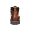 Buty ze skóry za kostkę bata, brązowy, 896-3675 - 16