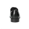 Czarne półbuty ze skóry bata, czarny, 824-6600 - 17