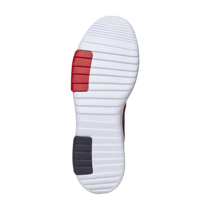 Czerwone trampki męskie adidas, czerwony, 809-5201 - 26