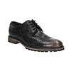 Nieformalne półbuty męskie bata, brązowy, 826-4916 - 13