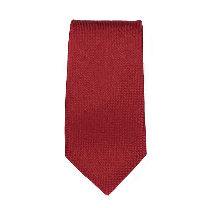 Komplet krawatu iposzetki wkolorze czerwonym bata, czerwony, 999-5290 - 26