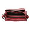 Czerwona torba przewieszana przez ramię bata, czerwony, 961-5161 - 15