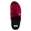 Kapcie damskie bata, czerwony, 579-5620 - 26