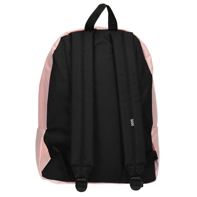 Różowy plecak damski vans, czerwony, 969-5083 - 16