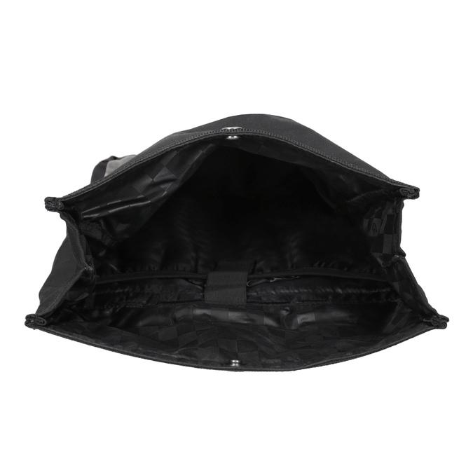 Szary plecak unisex zklamrą vans, szary, 969-2095 - 15