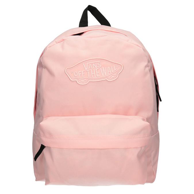 Różowy plecak damski vans, czerwony, 969-5083 - 26
