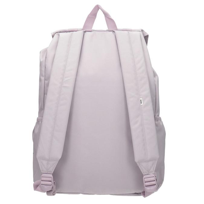 Różowy plecak damski vans, czerwony, 969-5080 - 16
