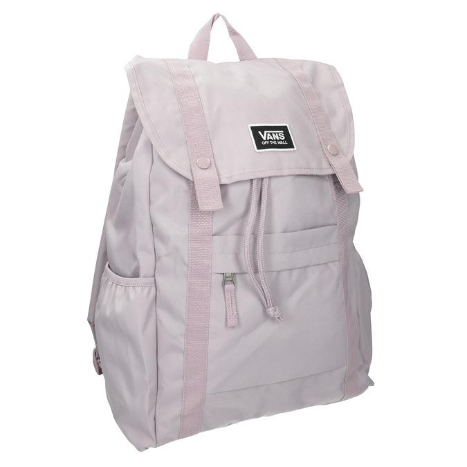 Różowy plecak damski vans, czerwony, 969-5080 - 13