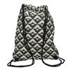 Plecak worek zmateriału tekstylnego wdeseń vans, 969-0058 - 16
