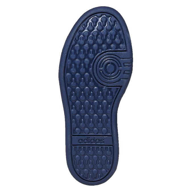Trampki dziecięce za kostkę adidas, niebieski, 401-9291 - 26