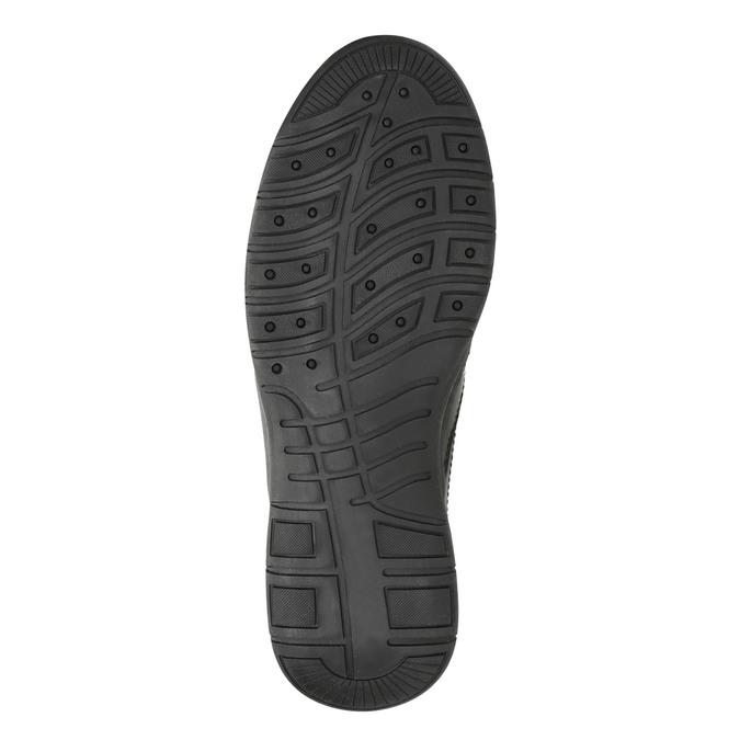 Zimowe obuwie męskie, czarny, 894-6686 - 19