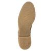 Skórzane buty sznurowane damskie bata, brązowy, 596-4663 - 17