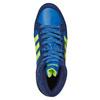 Trampki dziecięce za kostkę adidas, niebieski, 401-9291 - 19