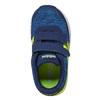 Trampki dziecięce na rzepy adidas, niebieski, 109-9157 - 19
