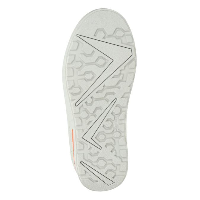 Zimowe buty dziecięce ze skóry weinbrenner-junior, zielony, 493-7612 - 17