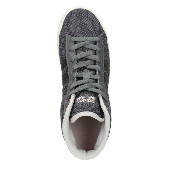 Trampki damskie za kostkę adidas, czarny, 509-6112 - 15