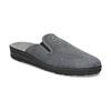 Kapcie męskie bata, szary, 879-2610 - 13