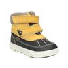 Zimowe skórzane buty dziecięce primigi, żółty, 196-8006 - 13