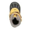 Zimowe skórzane buty dziecięce primigi, żółty, 196-8006 - 15