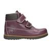 Dziecięce buty za kostkę zociepliną primigi, fioletowy, 324-9012 - 26
