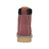 Buty za kostkę na grubej podeszwie weinbrenner, czerwony, 596-5664 - 16