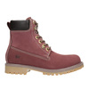 Buty za kostkę na grubej podeszwie weinbrenner, czerwony, 596-5664 - 26