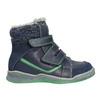 Zimowe buty dziecięce zociepliną bubblegummer, niebieski, 114-9611 - 15