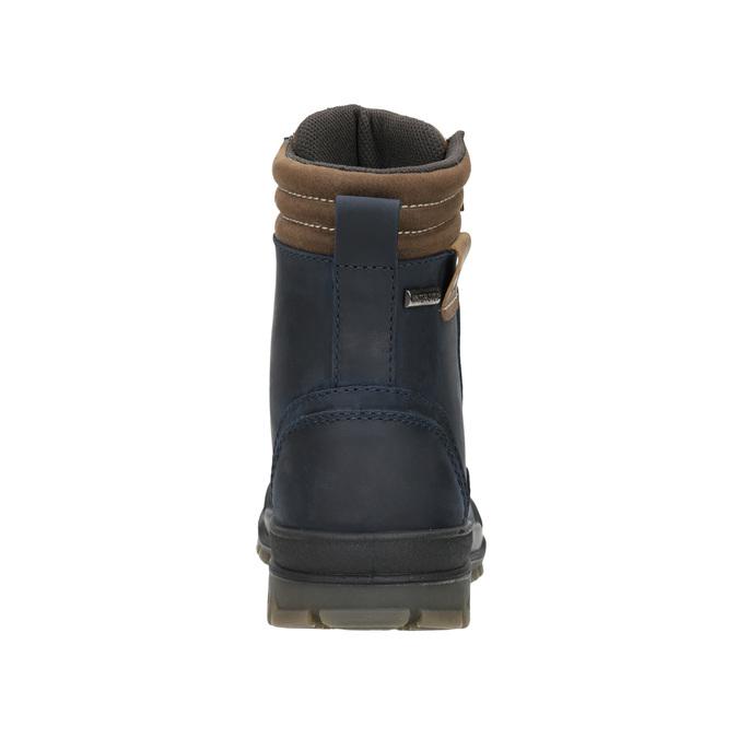 Zimowe buty dziecięce weinbrenner-junior, niebieski, 496-9610 - 16