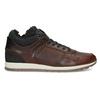 Zimowe obuwie ze skóry bata, brązowy, 846-4646 - 19