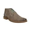 Obuwie męskie za kostkę, zprzeszyciami bata, brązowy, 826-4920 - 13