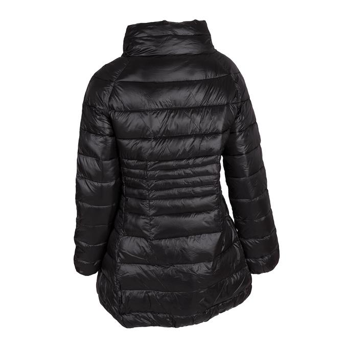 Pikowana kurtka damska bata, czarny, 979-6166 - 26
