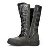 Damskie śniegowce na zimę bata, szary, 599-2619 - 17