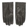 Brązowe skórzane rękawiczki bata, brązowy, 904-4130 - 26