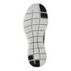 Skórzane buty męskie za kostkę skechers, czarny, 806-6327 - 19