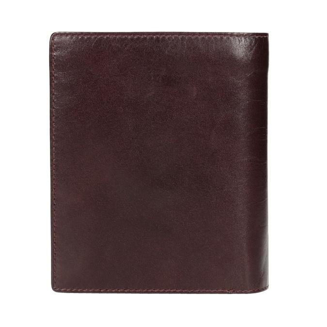 Skórzany portfel bata, brązowy, 944-4121 - 16