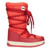 Czerwone śniegowce damskie bata, czerwony, 599-5616 - 15