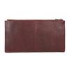Skórzana kopertówka zprzeszyciami bata, czerwony, 966-5285 - 15