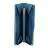 Niebieski portfel ze skóry bata, niebieski, 946-9284 - 15