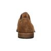 Zamszowe półbuty męskie typu oksfordy bata, brązowy, 823-3618 - 16