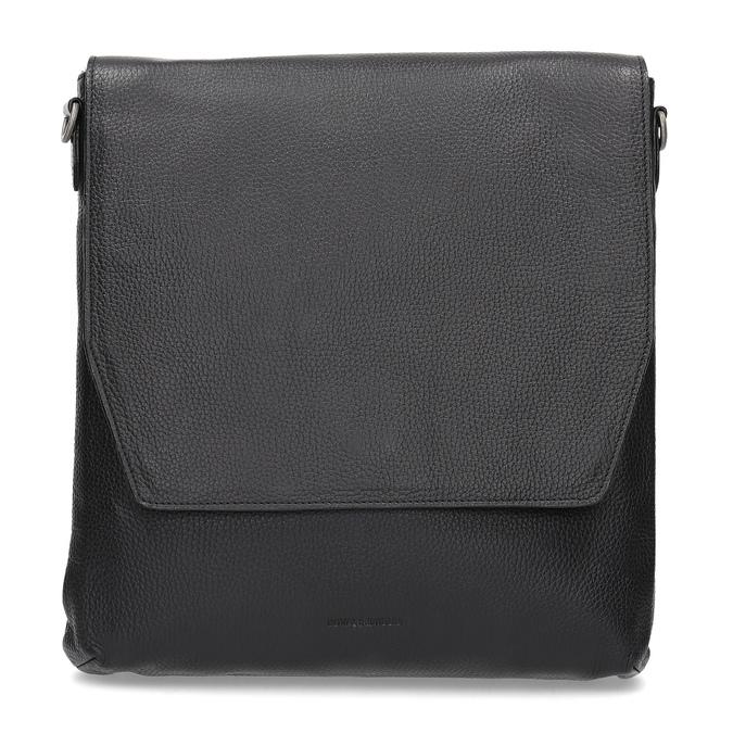 Skórzana torba typu crossbody royal-republiq, czarny, 964-6093 - 26