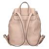 Cielisty plecak damski bata, różowy, 961-9858 - 16