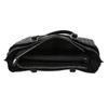 Pikowana torebka bata, czarny, 961-6824 - 15