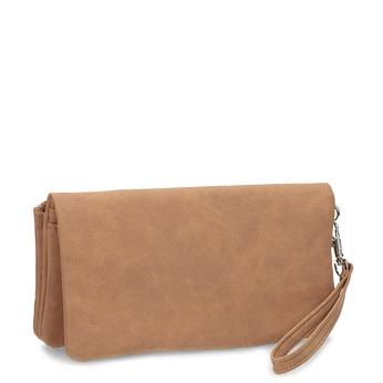 Brązowy portfel damski bata, 941-4215 - 13